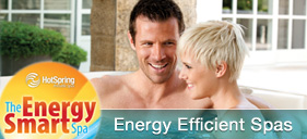 Energy Effecient Spas
